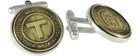Coin & Token Cufflinks