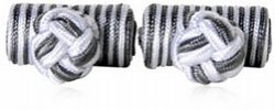 Silk Cufflinks