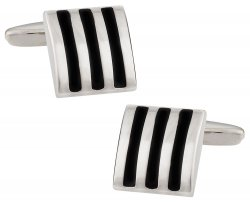 3-Stripe Black