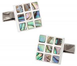 Abalone Lover Cufflinks