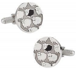 Black Sheep Cufflinks