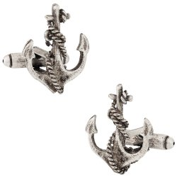 Boat Anchor Cufflinks