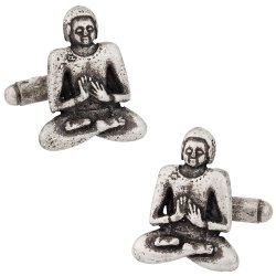 Buddhism Cufflinks