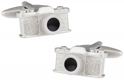 Camera Cufflinks - Photographer Gift Idea