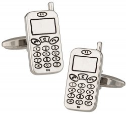 Cellphone Cufflinks