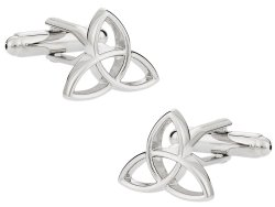 Celtic Triquetra Cufflinks