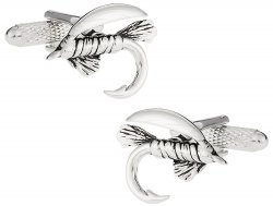 Fly Fishing Cufflinks for Fisherman