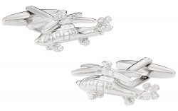 Helicopter Cufflinks