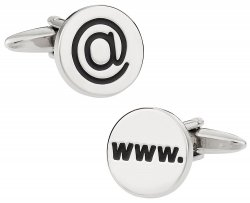 Internet Cufflinks