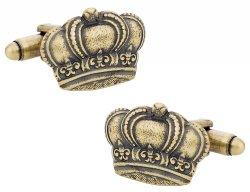 Kings Crown Cufflinks