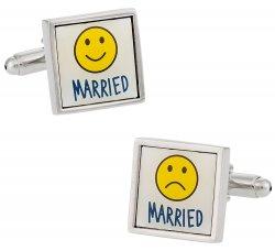 Married Cufflinks