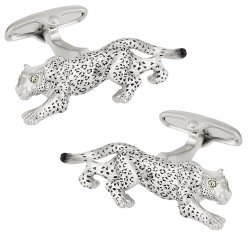 Panther Cufflinks