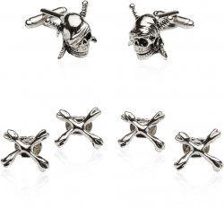 Pirate Skull & Swords Formal Set