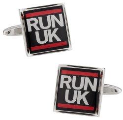 Run UK Cufflinks