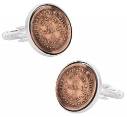 The Federal Union Cufflinks