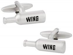 Wine Bottle Cufflinks