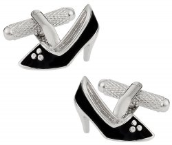Women's Shoe Cufflinks