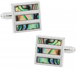 Abalone Cufflinks