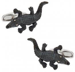 Alligator Cufflinks