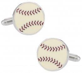 Baseball Ball Cufflinks