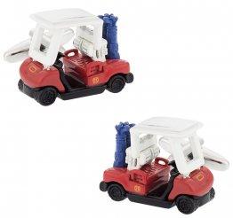 Golf Cart Cufflinks
