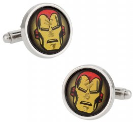 Iron Man Cufflinks