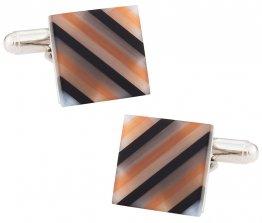 Semi Transparent Cufflinks