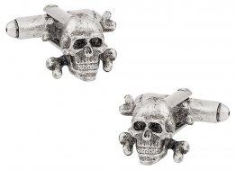 Skull & Crossbone Cufflinks