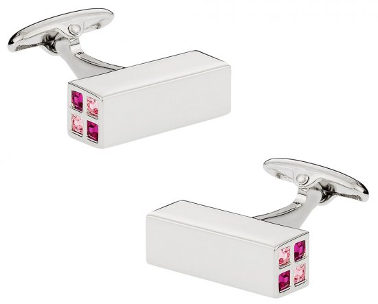 Austrian Crystal Highlights in Pink