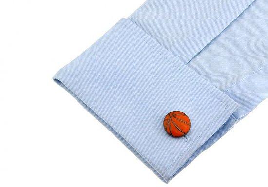 Basketball Cufflinks