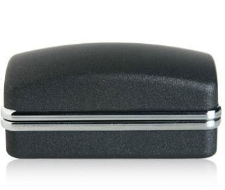 Black Unbranded Cufflink Box
