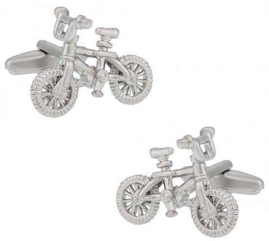 BMX Bike Cufflinks