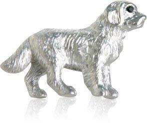 Detailed Dog Cufflinks