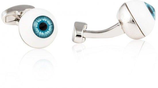 Eyeball Optometrist Cufflinks