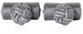 Gray Silk Knots