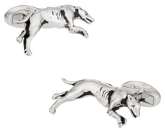 Greyhound Cufflinks