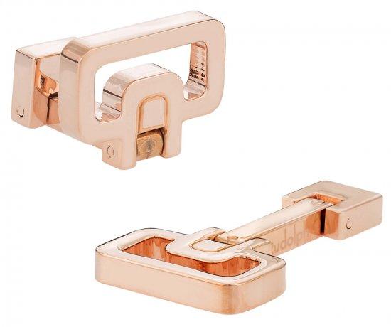 Innovative Rose Gold Cufflinks