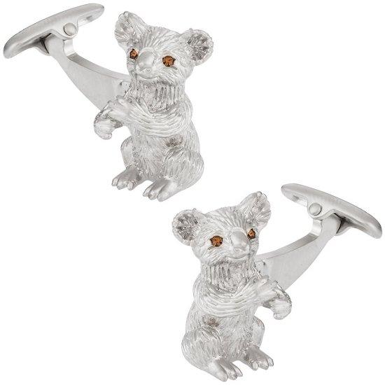 Koala Cufflinks