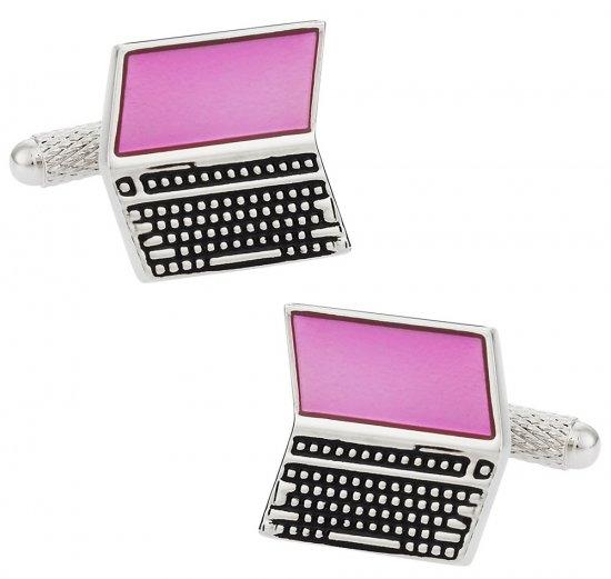 Techy Gift Idea- Laptop Computer Cufflinks