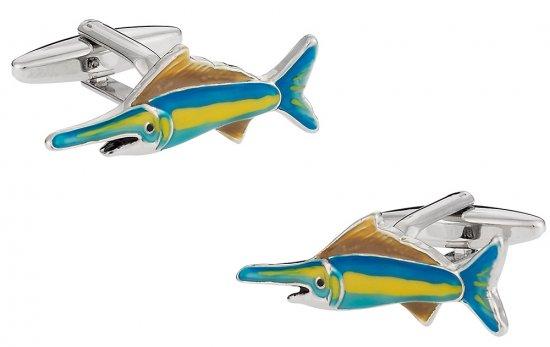 Marlin Cufflinks