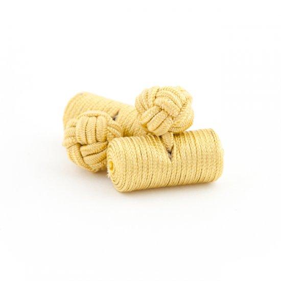 Mustard Silk Knots
