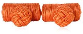 Orange Silk Knots