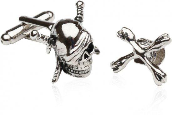 Pirate Skull & Swords Formal Set