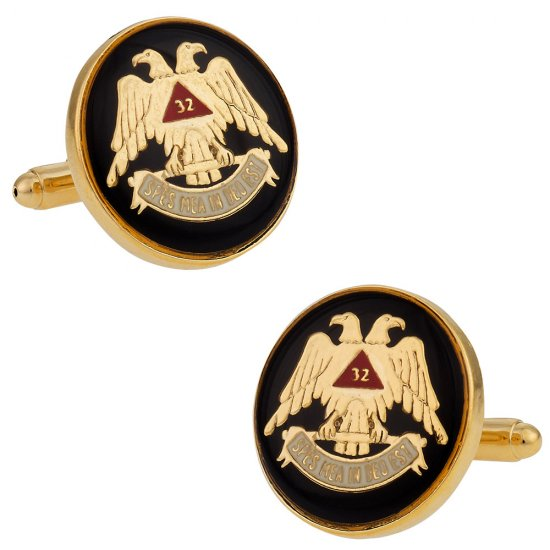 Scottish Rite Cufflinks