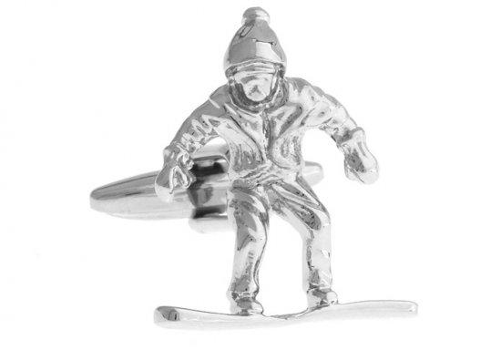 Snowboard Cufflinks