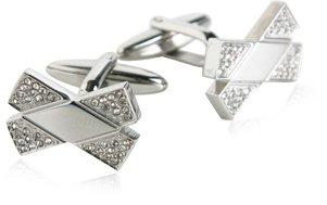 Stainless Steel Crystal Bowties
