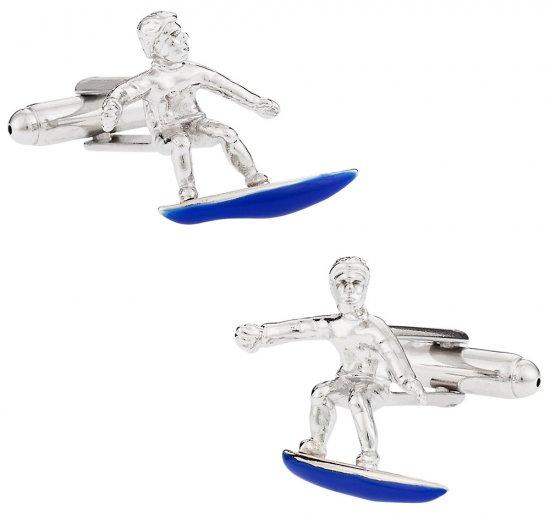 Surfer Cufflinks