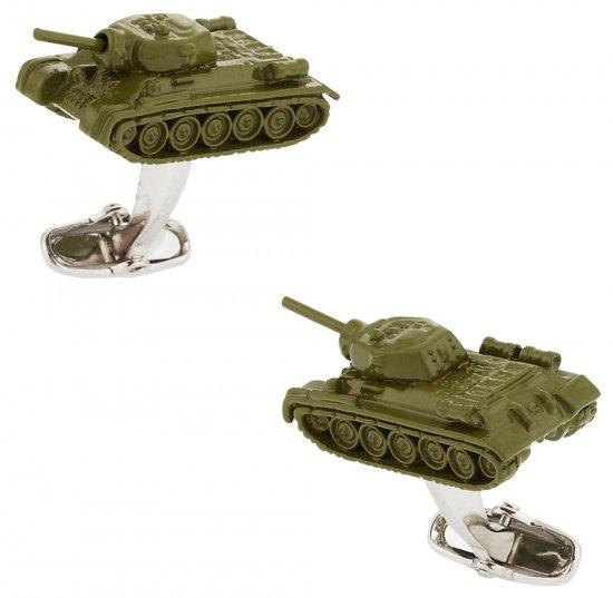 Tank Cufflinks