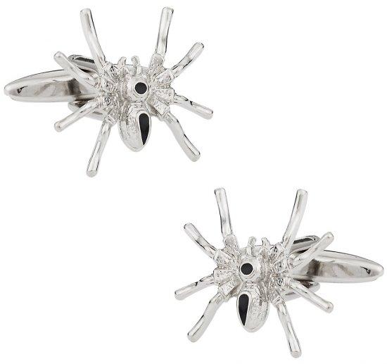 Tarantula Spider Cufflinks