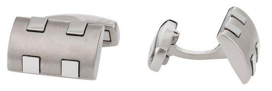 Titanium Bumps Cufflinks
